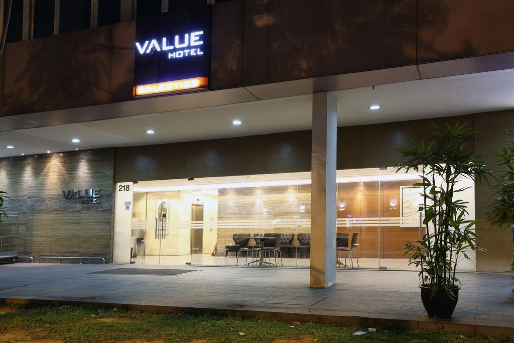 Отель Value Balestier Сингапур Сингапур