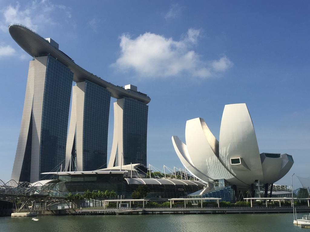 Фото Amara Singapore 4*