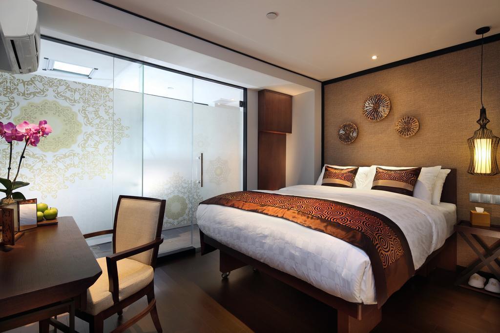 Фото Clover 33 Jalan Sultan Бутик-Отель 4*