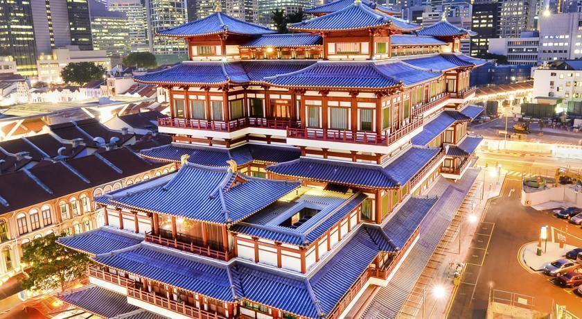 Фото Hotel 81 Chinatown 2*