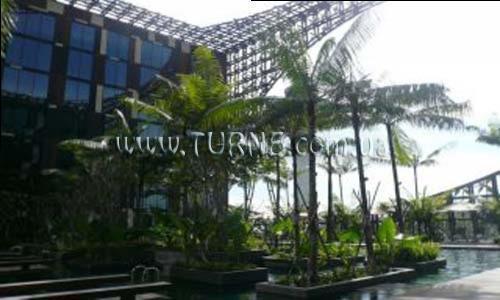 Фото Crowne Plaza Changi 4*