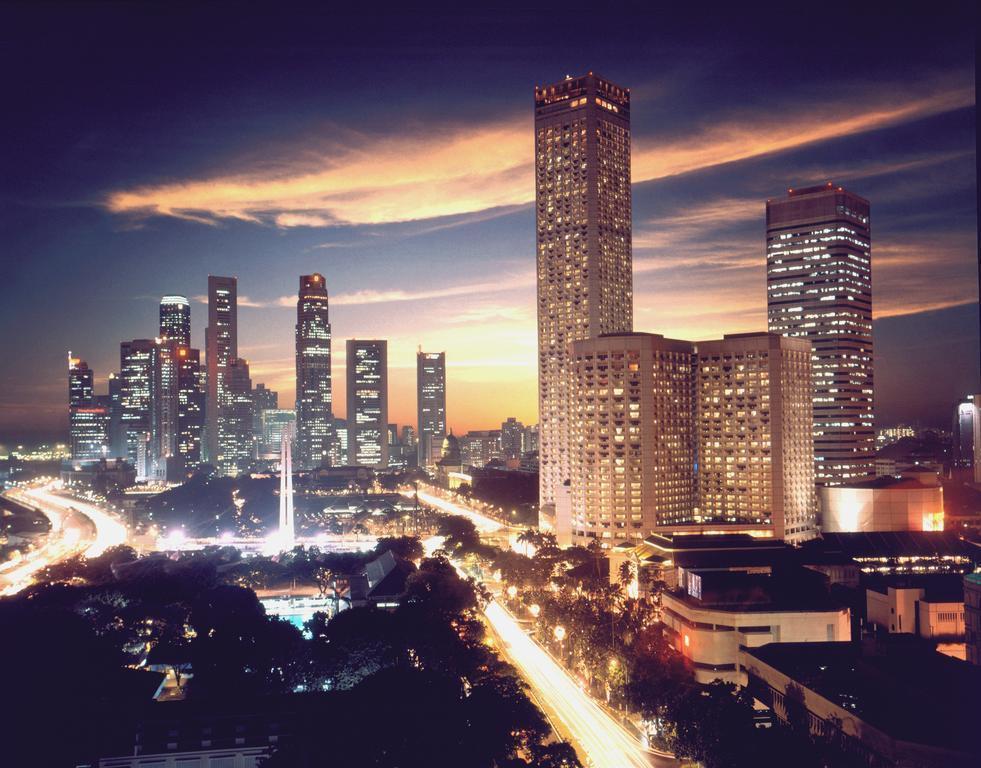 Фото Fairmont Singapore 5*