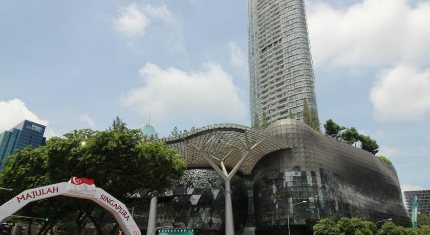 Фото Four Seasons Singapore 5*