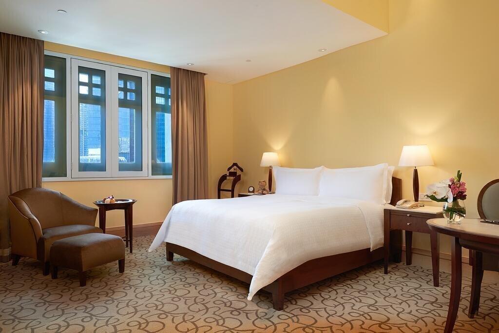 Фото Fullerton Hotel 5*