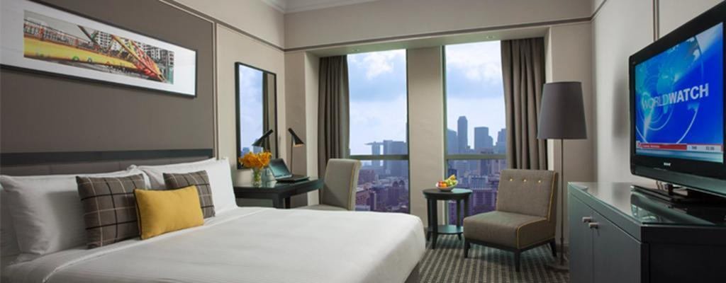 Фото Grand Copthorne Waterfront 5*
