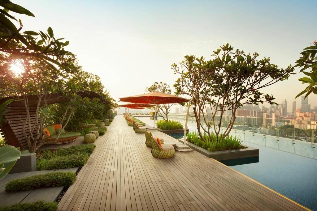 Фото Hotel Jen Orchard Gateway 4*