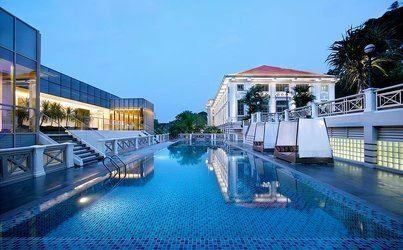Fort Canning Lodge 3*, Сингапур, Сингапур