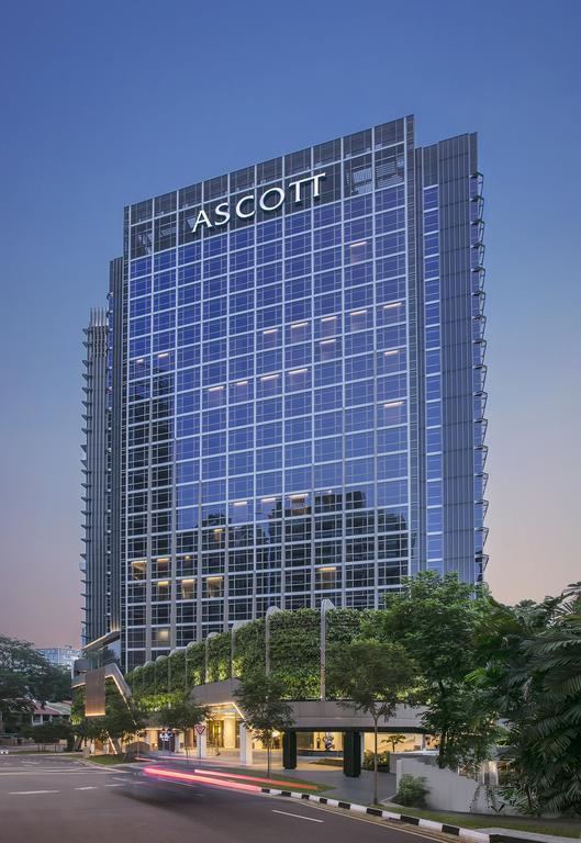 Фото Ascott Orchard Singapore 5*