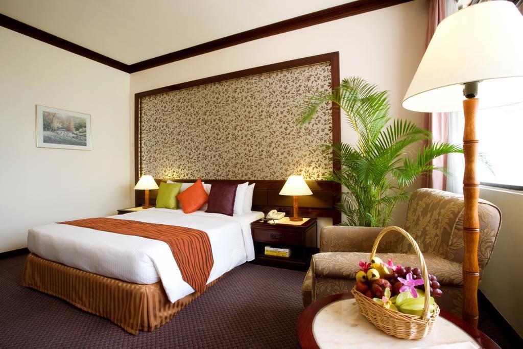 Фото Grand Pacific Hotel (ex. Allson Hotel Singapore) 4*
