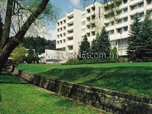 Отель Alzbeta Словакия Бардеевские Купеле