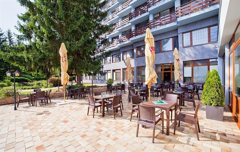 Отель Smaragd Словакия Дудинце