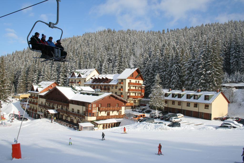 Отель Ski & Wellness Residence Druzba Словакия Низкие Татры