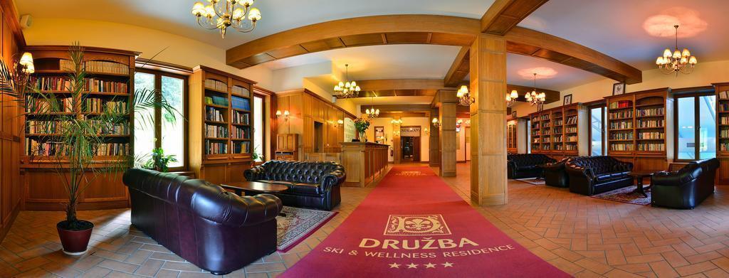 Фото Ski & Wellness Residence Druzba Низкие Татры