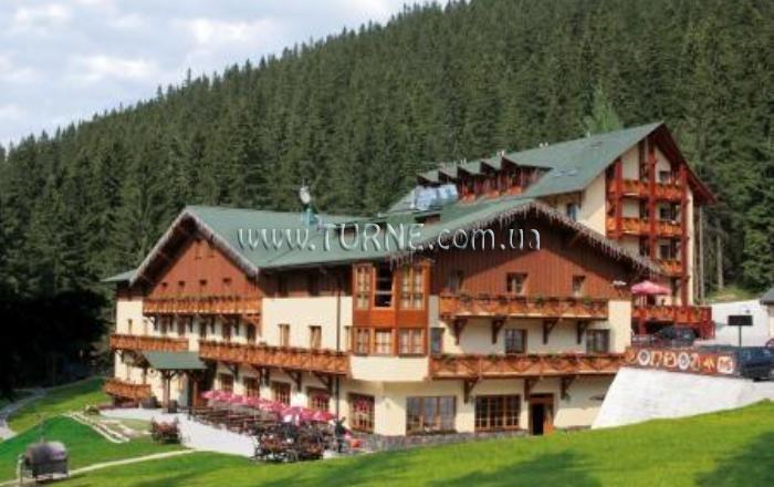 Ski & Wellness Residence Druzba Низкие Татры