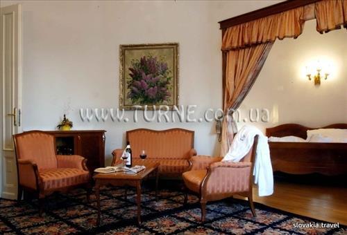 Отель Thermia Palace Пьештяны