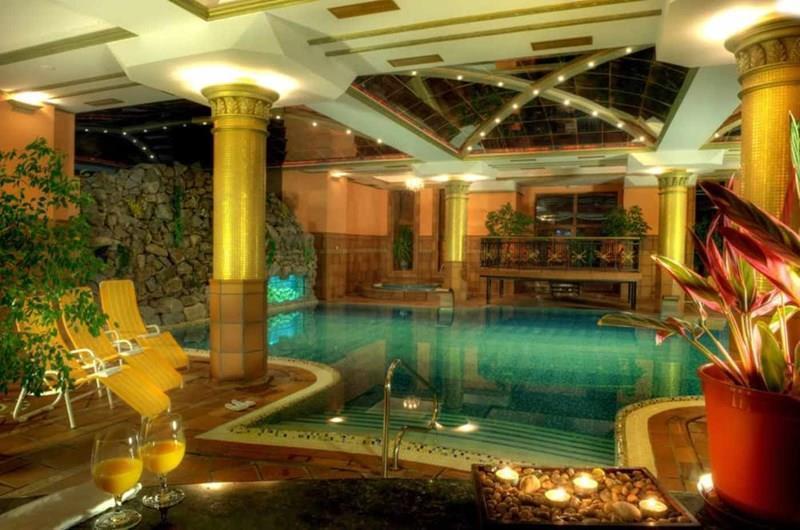 Grand Hotel Praha Словакия Татранска Ломница