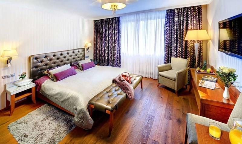 Фото Grand Hotel Praha Словакия Татранска Ломница