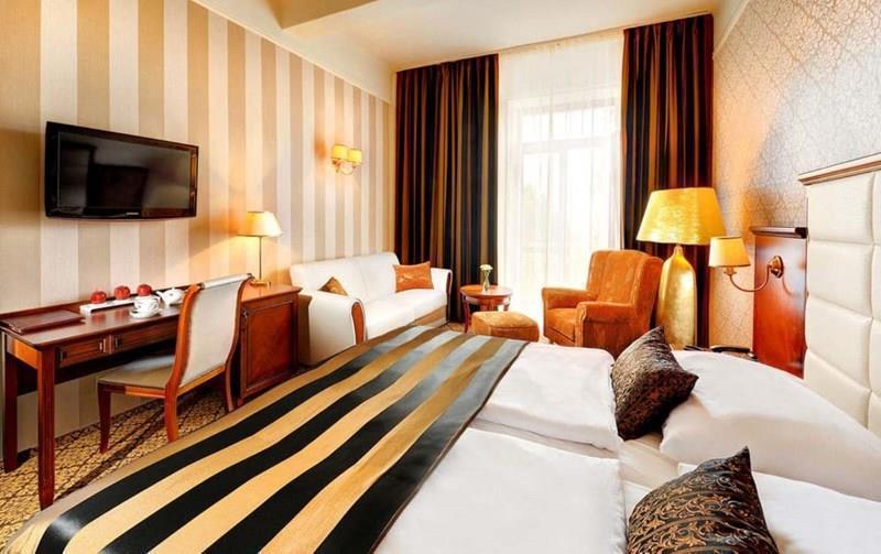 Фото Grand Hotel Praha
