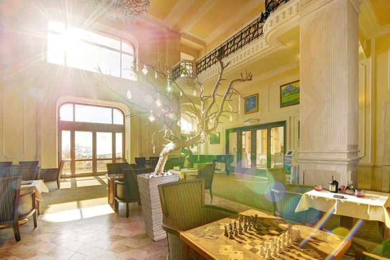Фото Grand Hotel Praha Татранска Ломница