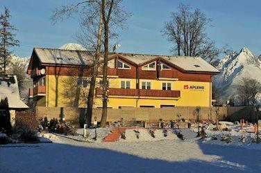 Tatry Holiday Apart 3*, Словаччина, Високі Татри