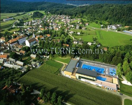 Отель Balnea Superior Словения Доленске Топлице