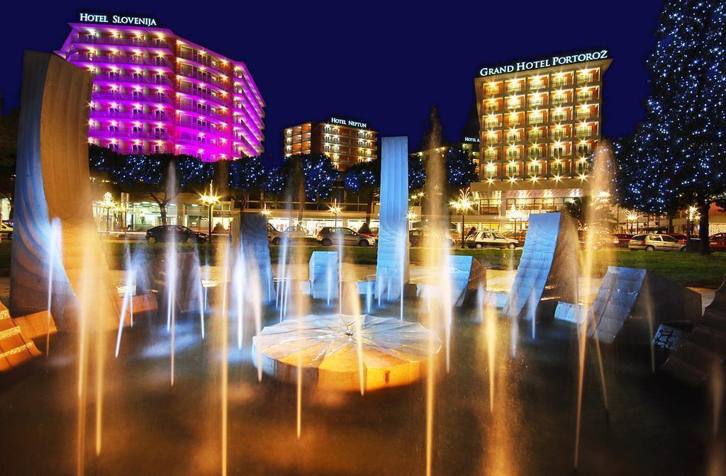 Отель Grand Hotel Portoroz (ex. Grand Palace) Порторож