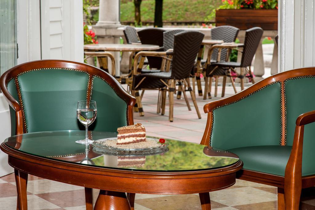 Отель Grand Hotel Rogaska Рогашка Слатина