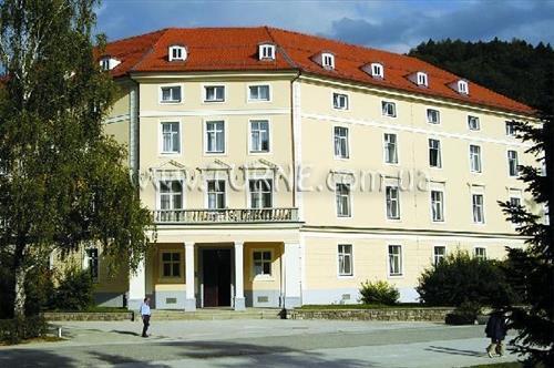 Отель Strossmayer Словения Рогашка Слатина