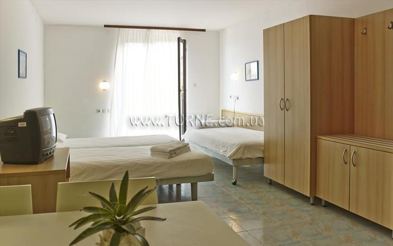 Отель Salinera Apartments Словения Талассо Струньян