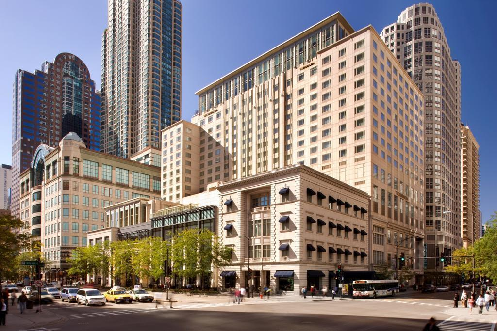 Отель The Peninsula Chicago Deluxe Чикаго