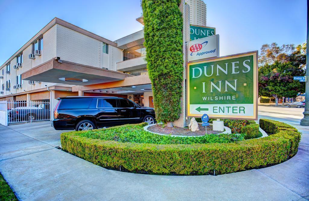 Dunes Inn Wilshire Лос-Анджелес