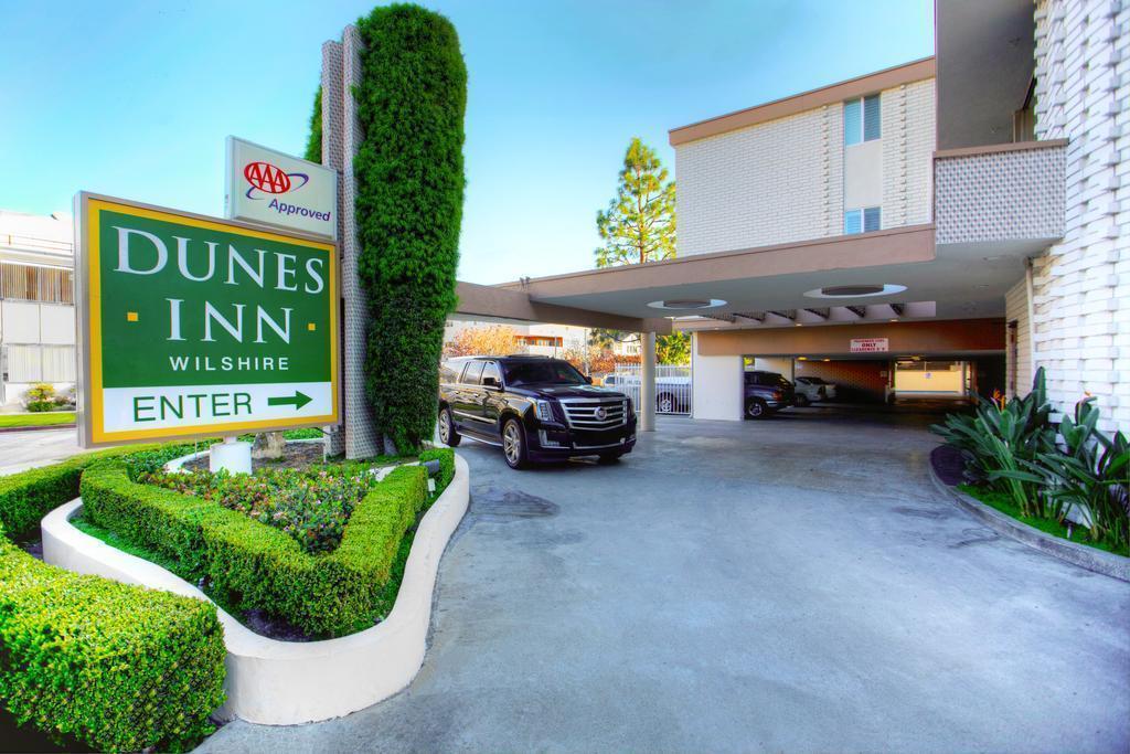 Фото Dunes Inn Wilshire США Лос-Анджелес