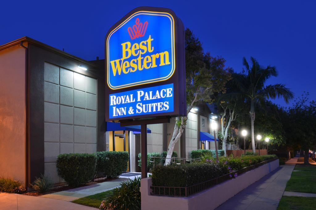 Best Western Royal Palace Inn & Suites Лос-Анджелес