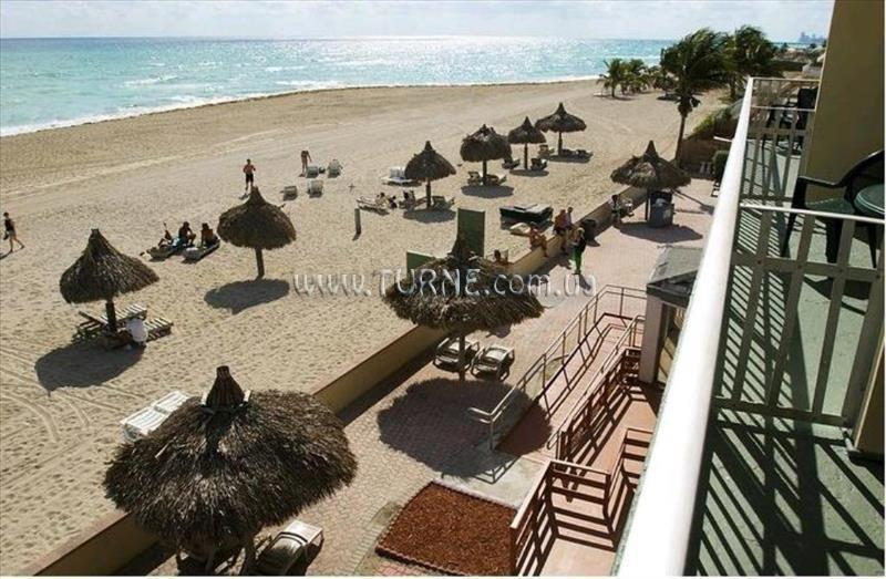 Days Hotel Thunderbird Beach Resort Майами