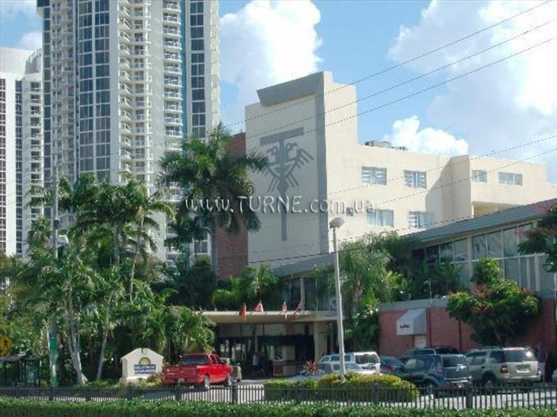 Days Hotel Thunderbird Beach Resort США Майами