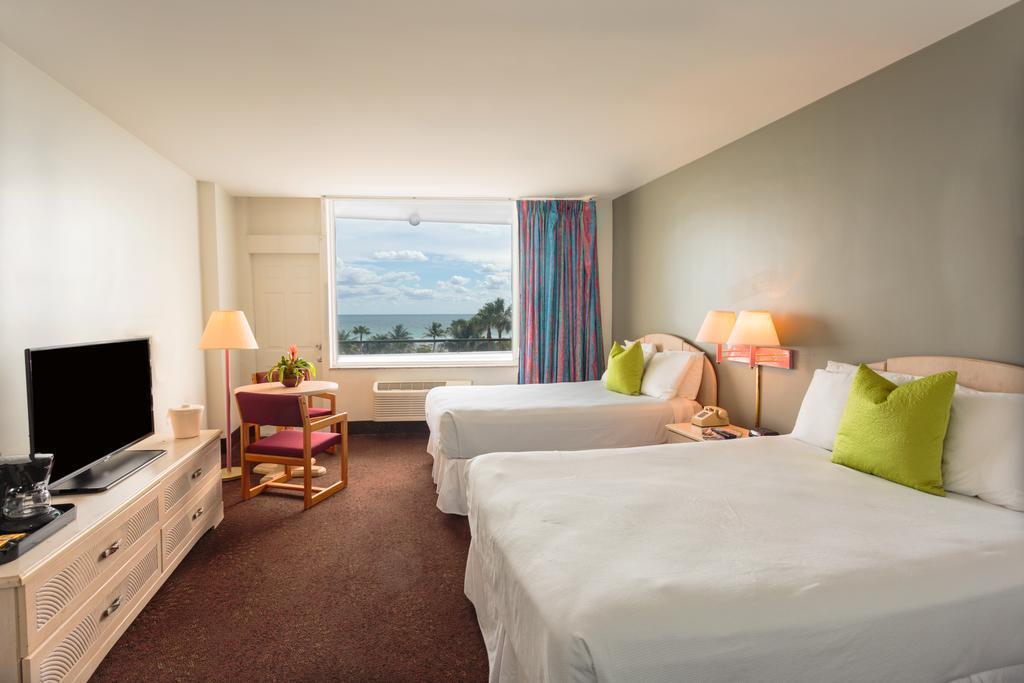 The Seagull Hotel Miami Beach