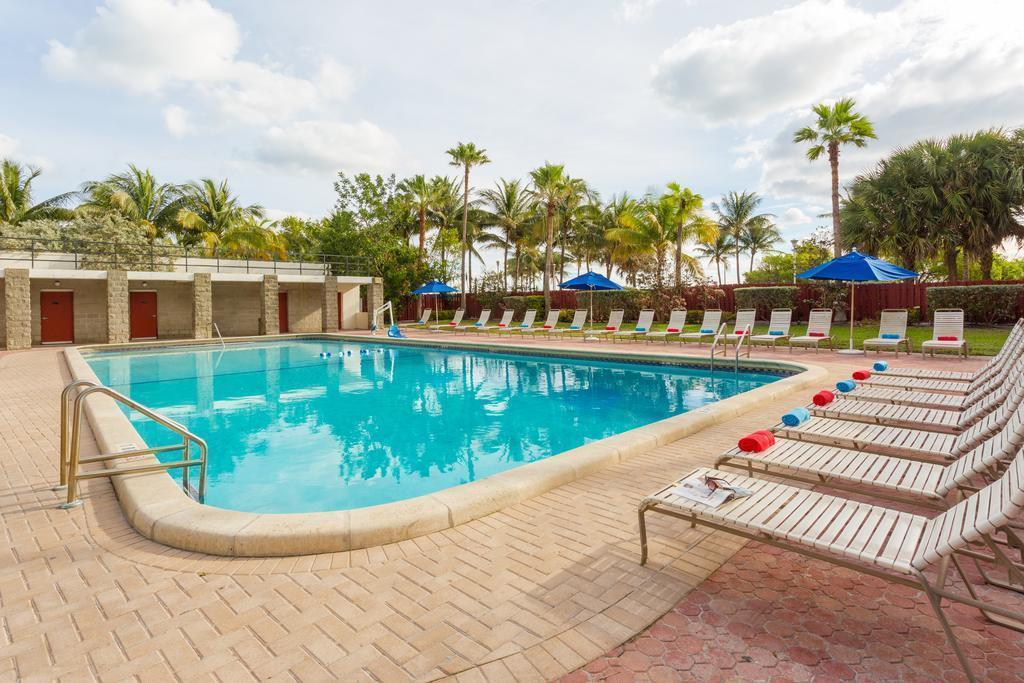 The Seagull Hotel Miami Beach Майами