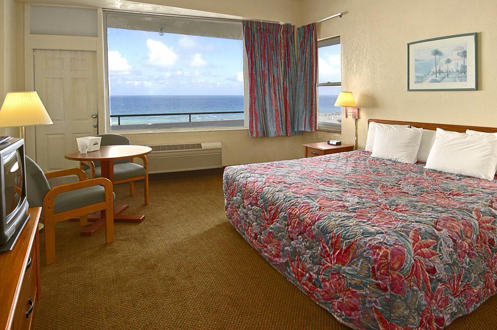 Отель The Seagull Hotel Miami Beach Майами