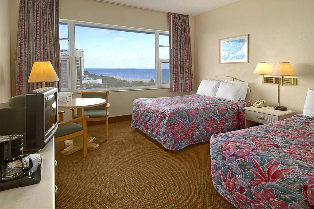 Отель The Seagull Hotel Miami Beach США Майами