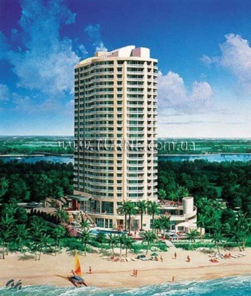 Отель Doubletree Ocean Point Resort & Spa США Майами