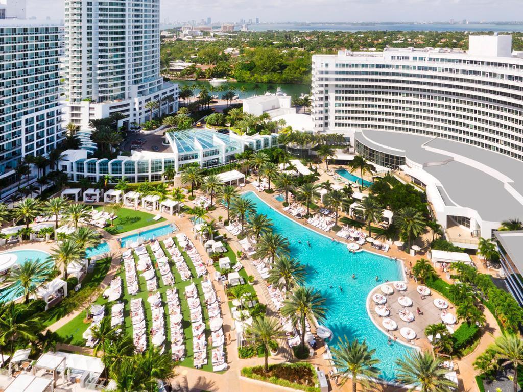 Fontainebleau Miami Beach Майами