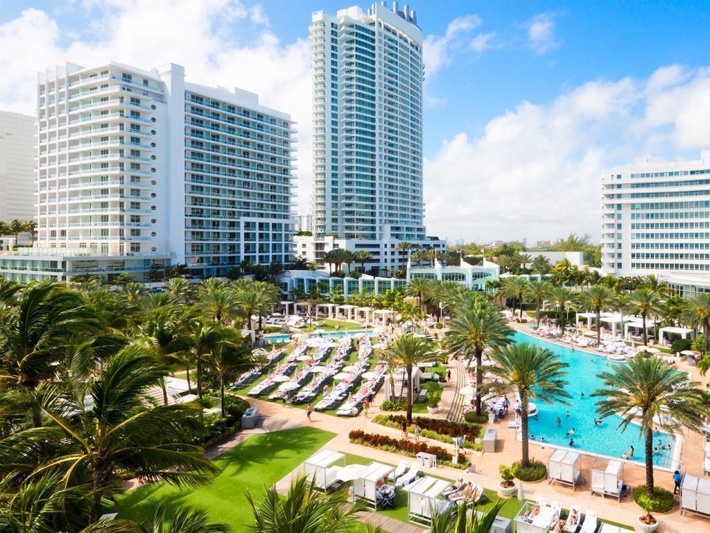 Fontainebleau Miami Beach США Майами