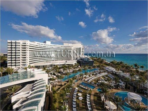 Отель Fontainebleau Miami Beach США Майами