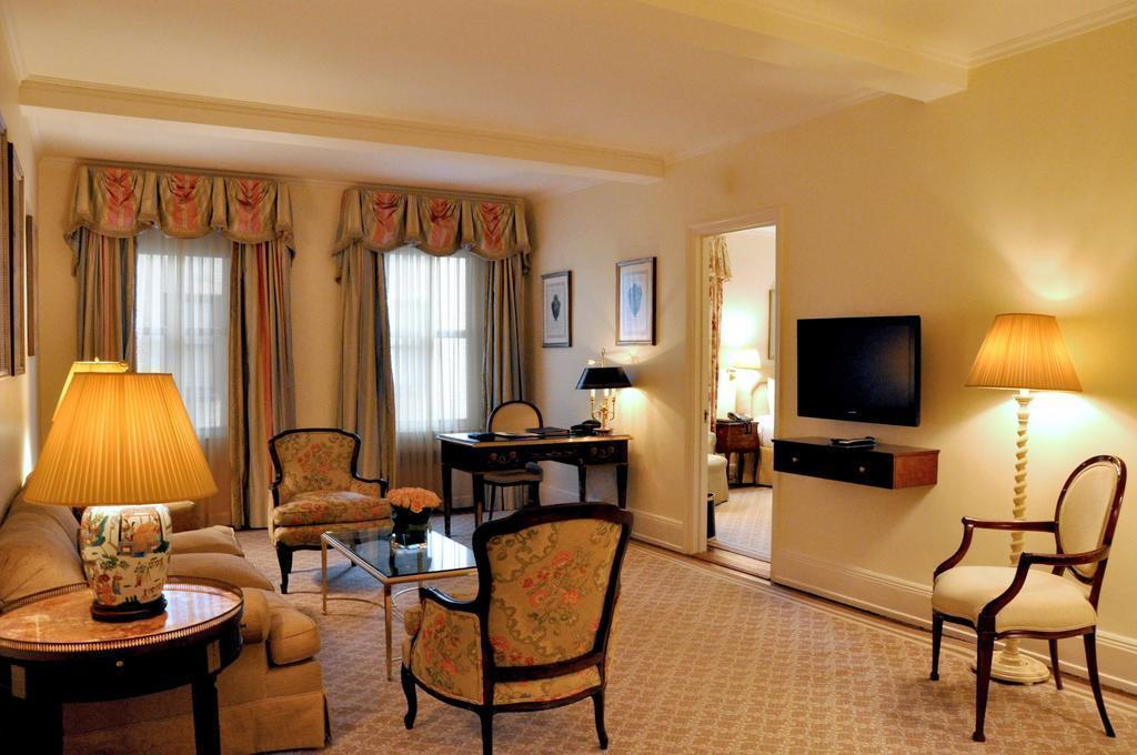The Carlyle, A Rosewood Hotel Нью-Йорк