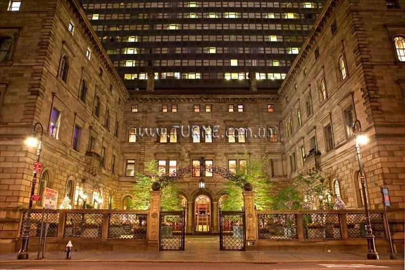 The New York Palace США Нью-Йорк