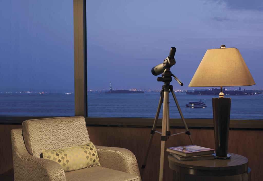 The Ritz Carlton New York Battery Park США Нью-Йорк