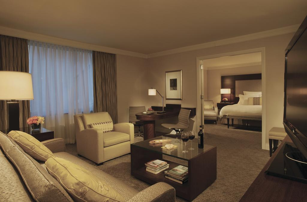 Отель The Ritz Carlton New York Battery Park Нью-Йорк