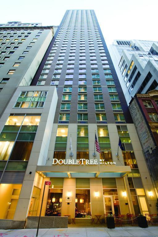 Отель Doubletree By Hilton Nyc - Financial District США Нью-Йорк