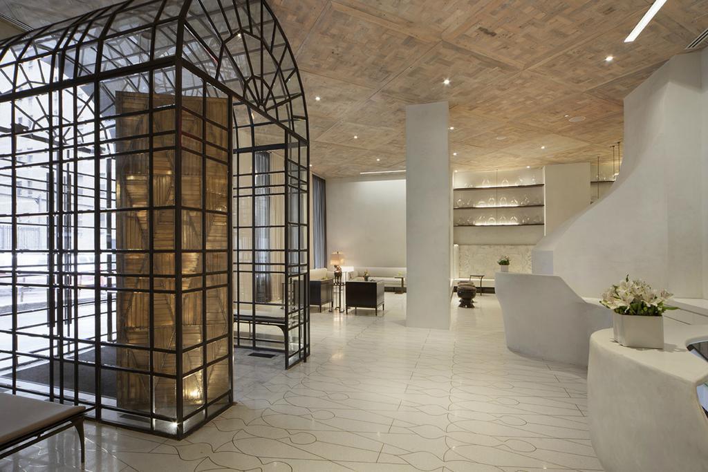 Отель The Marmara Park Avenue Нью-Йорк