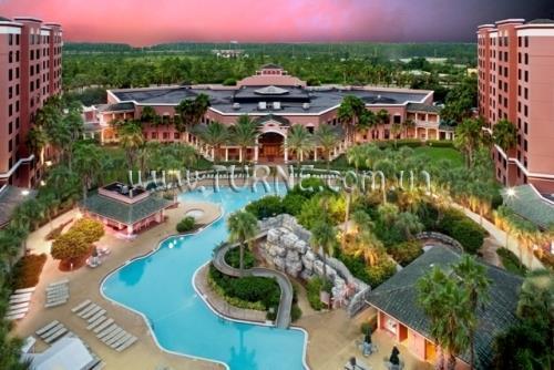 Отель Caribe Royale All Suite Hotel США Орландо